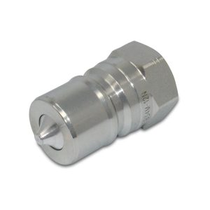 ISO 7241-B Quick Disconnect Hydraulic Coupler Set