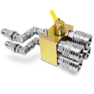 Manual Hydraulic Multiplier