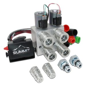 Solenoid Hydraulic Multipliers