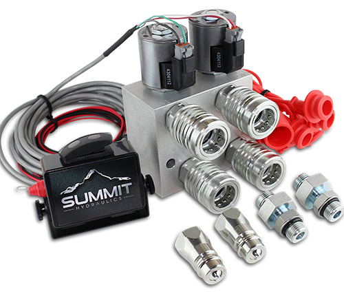 Summit Hydraulics Hydraulic Multiplier Kit