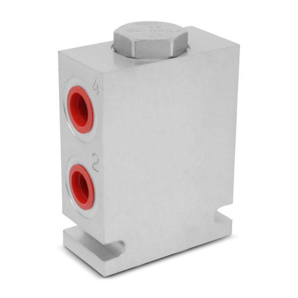 Hydraulic Pump Flow Divider / Combiner, 50:50