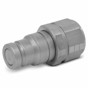 3/8 Body Male Flat Face Coupler