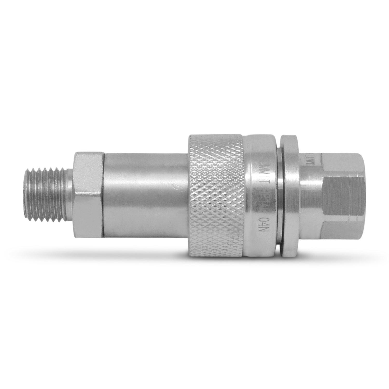 10 Metre Spiral Hose Quick Coupling Universal Original mecafer compressor