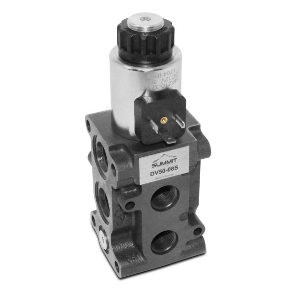 Hydraulic Multiplier DV90-08S Up