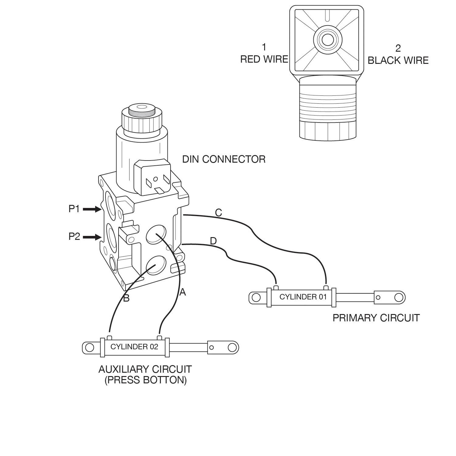 John Deere 445 Fuel Pump Diagram