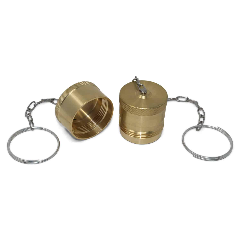Wet Line Coupler Caps