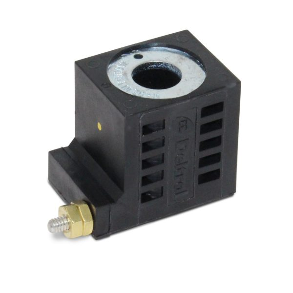 Deltrol 10226-33 Solenoid Coil, Stud Connector, 10v DC, 08 Series