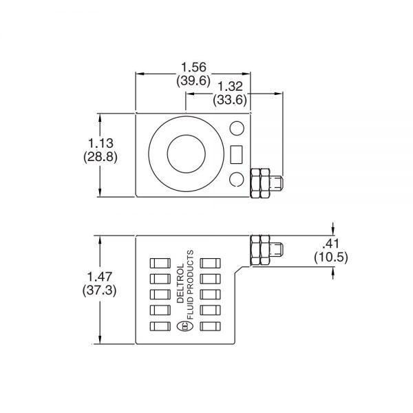 10226 Single Stud Diagram