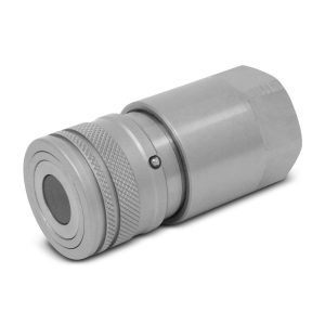 1/2 Flat Face Female Coupler ISO