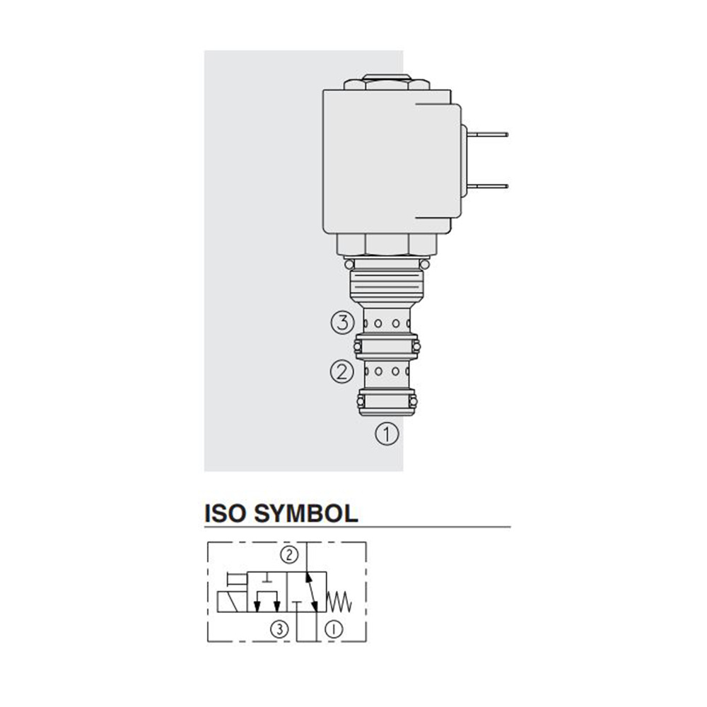 Solenoid Operated Selector Valve  3