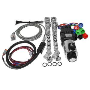 DV90-08S Momemtary Agriculture coupler Kit
