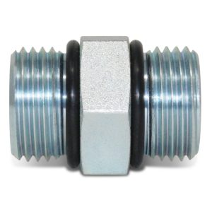 "#8 ORB 1/2"" SAE Male Adapter"