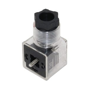 Clear DIN Plug