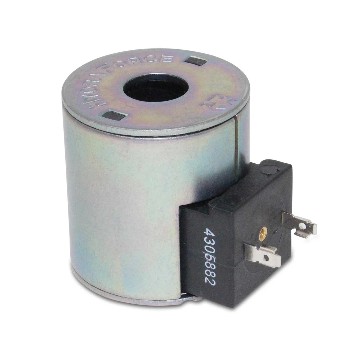 Hydraforce 4305882 Solenoid Valve Coil  3 Prong Din