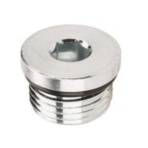 #8 SAE/ORB Hex Socket Plug