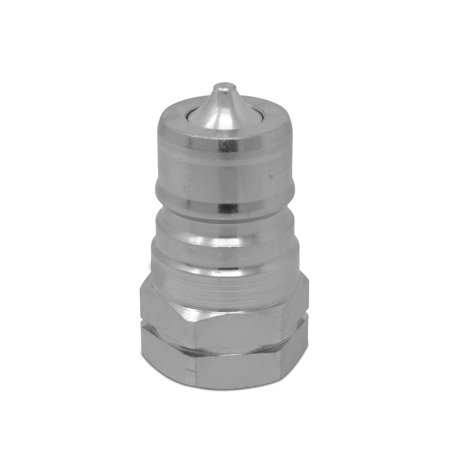 3//4/″ NPT ISO 7241-A Quick Disconnect Hydraulic Coupler Set Summit Hydraulics
