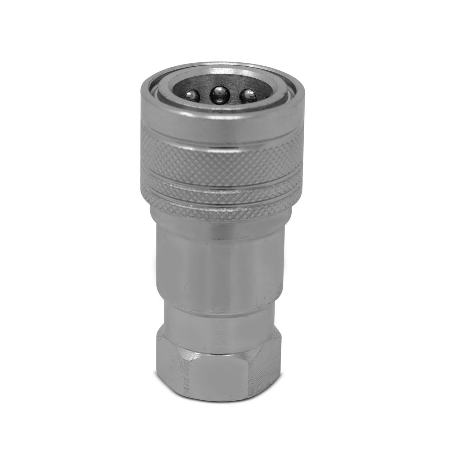 """8 sets ISO-7241-1-A Coupling Hydraulic Quick Disconnect SMS-06-AF+AM 3//8/"""" NPT"""