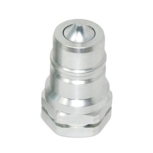 "1/4"" Ag Hydraulic Quick Connect Female Coupler, 1/4"" NPT Thread"