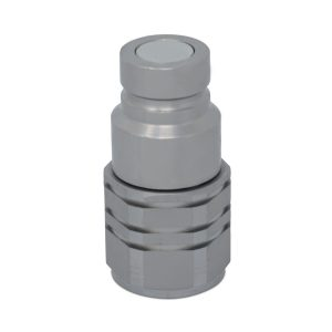 1/2″ NPT ISO 7241-B Brass Quick Disconnect Hydraulic Male Coupler