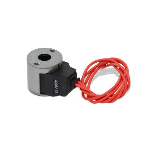 HydraForce 4305112 Solenoid Valve Coil, Dual Wire Leads, 12v DC, 08 Series