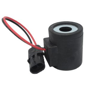 "Hydraforce 6359739 Dana-Spicer 4215418 Solenoid CoilVoltage: 24 VoltsConnection: Weather-PackZener Diode: YesHole Diameter: 5/8""This version of the solenoid coil does not contain the loom."