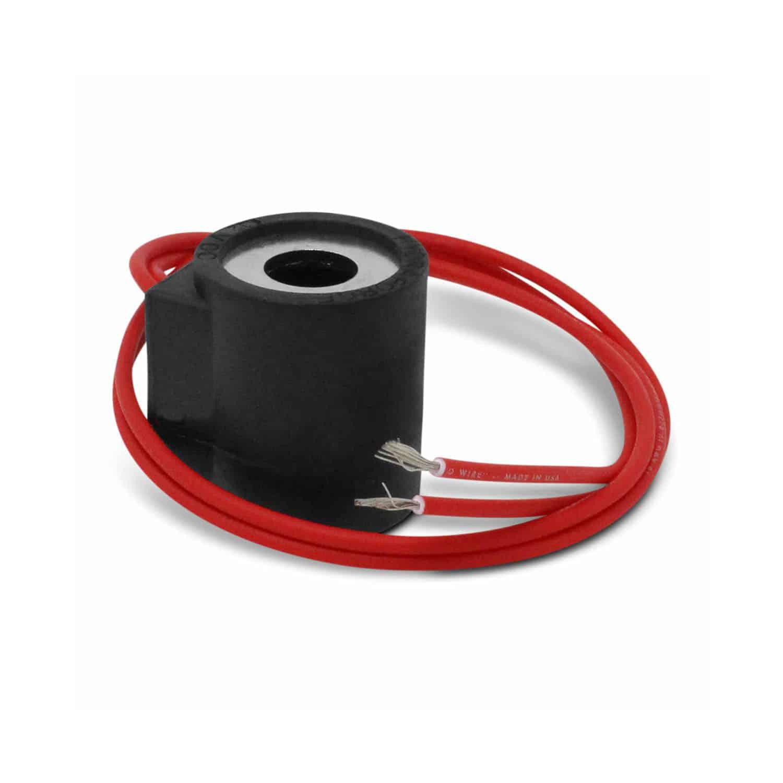 deltrol 10238 66 solenoid coil wire leads 12v dc 08 series. Black Bedroom Furniture Sets. Home Design Ideas