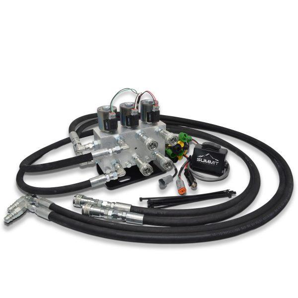 Rear Remote Kit For John Deere 2032R, 2025R, 1026R, 1025R, 1023E