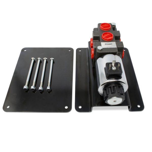 DV50 & DV90 Diverter Valve Plate Mounting Bracket