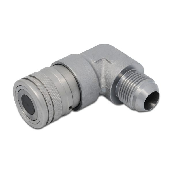 Bobcat 7246781 Replacement Hydraulic Female Flat Face Quick Coupler