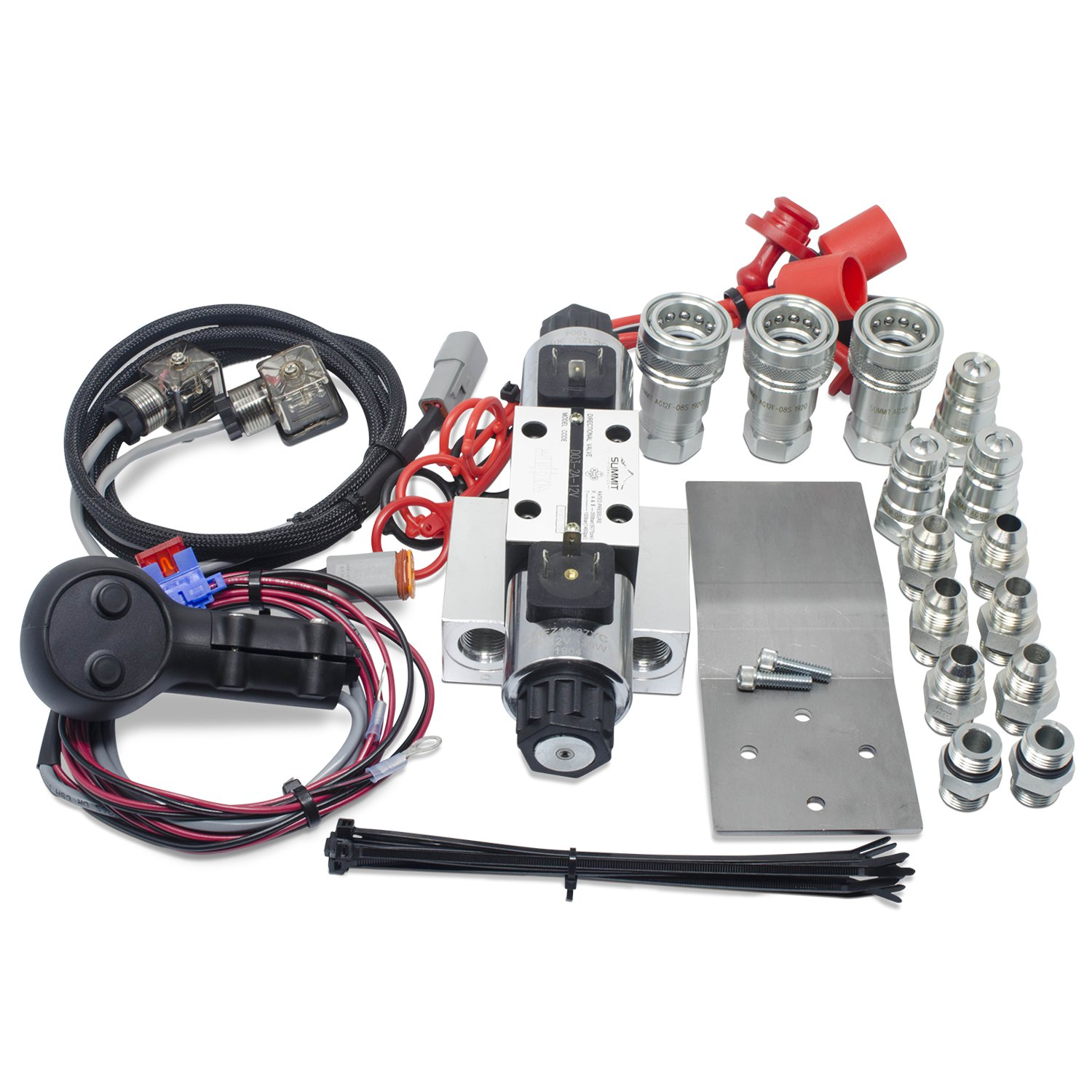 TF-AG12. Universal Hydraulic Third Function Kit