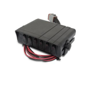 Switch Box Control (Lighted Rocker Switch) for HM6 Hydraulic Multiplier 12v DC